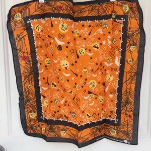 Accessories - FREE Halloween Emoji Bandanna Handkerchief Scarf